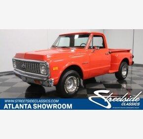 1972 Chevrolet C/K Truck Classics for Sale - Classics on