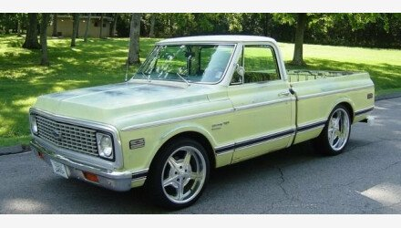 1972 Chevrolet C/K Truck for sale 101182407