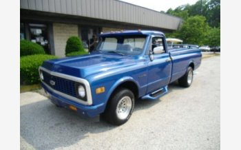 1972 Chevrolet C/K Truck for sale 101185636