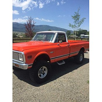 1972 Chevrolet C/K Truck Cheyenne for sale 101187786