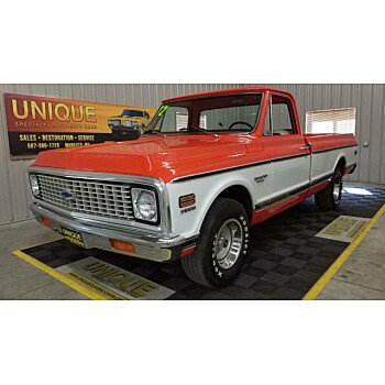 1972 Chevrolet C/K Truck for sale 101189010