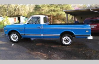 1972 Chevrolet C/K Truck Cheyenne for sale 101196355