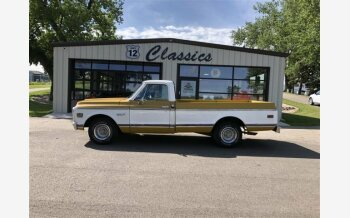 1972 Chevrolet C/K Truck for sale 101198281