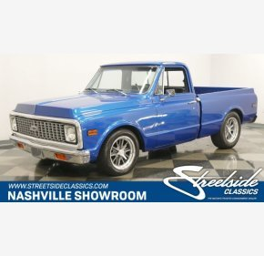 1972 Chevrolet C/K Truck for sale 101222016