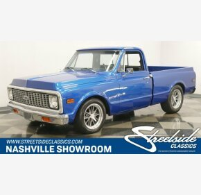 1972 Chevrolet C/K Truck for sale 101225467