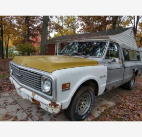 1972 Chevrolet C/K Truck for sale 101241521
