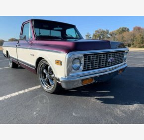1972 Chevrolet C/K Truck for sale 101243938