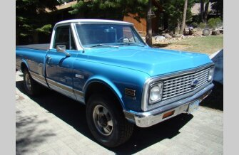 1972 Chevrolet C/K Truck Cheyenne for sale 101243968
