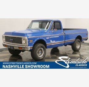 1972 Chevrolet C/K Truck for sale 101255254