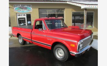 1972 Chevrolet C/K Truck for sale 101278053