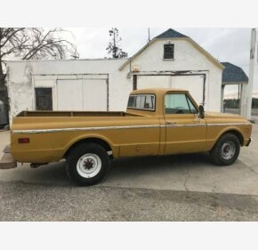 1972 Chevrolet C/K Truck for sale 101310431
