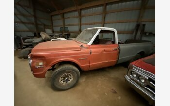 1972 Chevrolet C/K Truck for sale 101317899