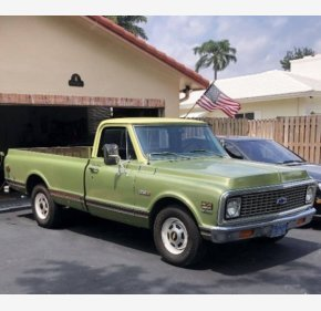 1972 Chevrolet C/K Truck Cheyenne for sale 101322273