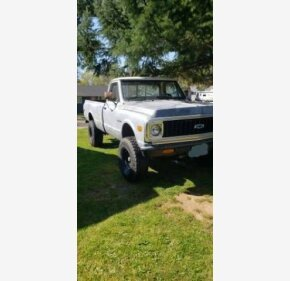 1972 Chevrolet C/K Truck for sale 101323682