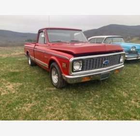 1972 Chevrolet C/K Truck for sale 101338524