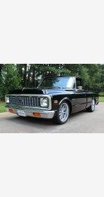 1972 Chevrolet C/K Truck Custom Deluxe for sale 101338577