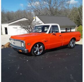 1972 Chevrolet C/K Truck for sale 101339673