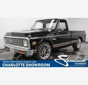 1972 Chevrolet C/K Truck Cheyenne Super for sale 101341744