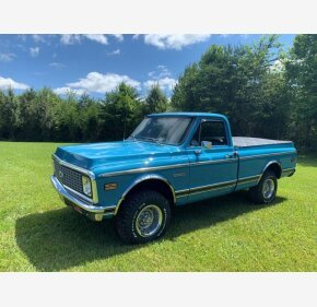 1972 Chevrolet C/K Truck Cheyenne for sale 101343863