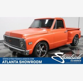 1972 Chevrolet C/K Truck for sale 101344361