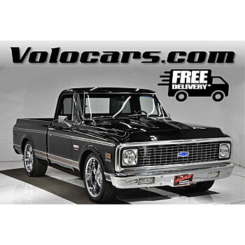 1972 Chevrolet C/K Truck Cheyenne Super for sale 101346403