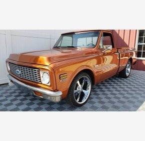 1972 Chevrolet C/K Truck for sale 101358762