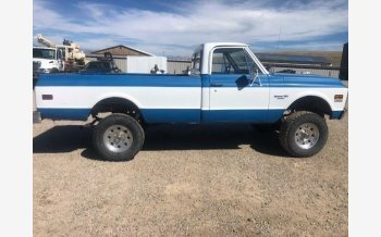 1972 Chevrolet C/K Truck for sale 101378063