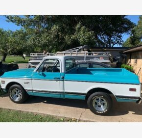 1972 Chevrolet C/K Truck for sale 101387239