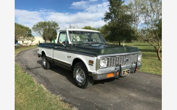 1972 Chevrolet C/K Truck Cheyenne Super for sale 101388371