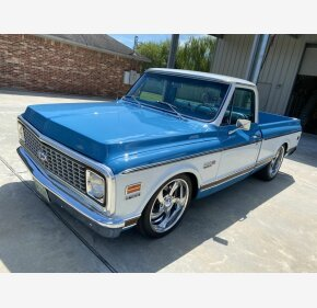 1972 Chevrolet C/K Truck for sale 101393182