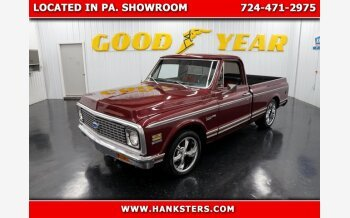 1972 Chevrolet C/K Truck for sale 101410881