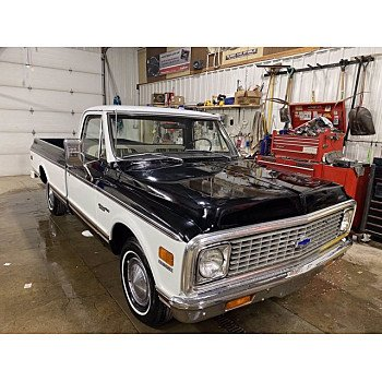 1972 Chevrolet C/K Truck for sale 101418918