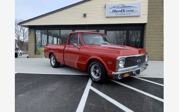 1972 Chevrolet C/K Truck for sale 101425933