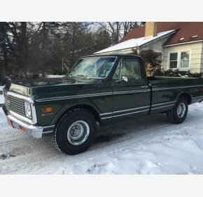 1972 Chevrolet C/K Truck for sale 101426780