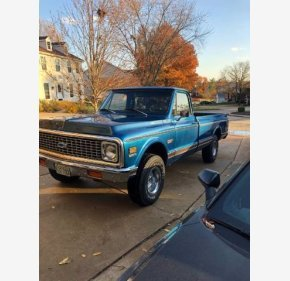 1972 Chevrolet C/K Truck for sale 101444091