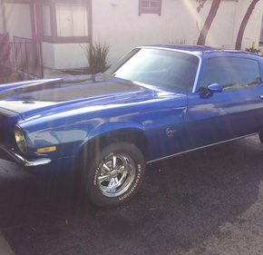 1972 Chevrolet Camaro SS for sale 101169623