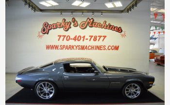 1972 Chevrolet Camaro for sale 101437620