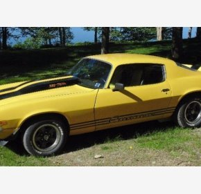 1972 Chevrolet Camaro for sale 100926278