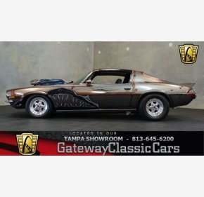 1972 Chevrolet Camaro for sale 100964549