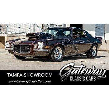 1972 Chevrolet Camaro for sale 100964549