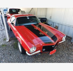 1972 Chevrolet Camaro SS Coupe for sale 101073552