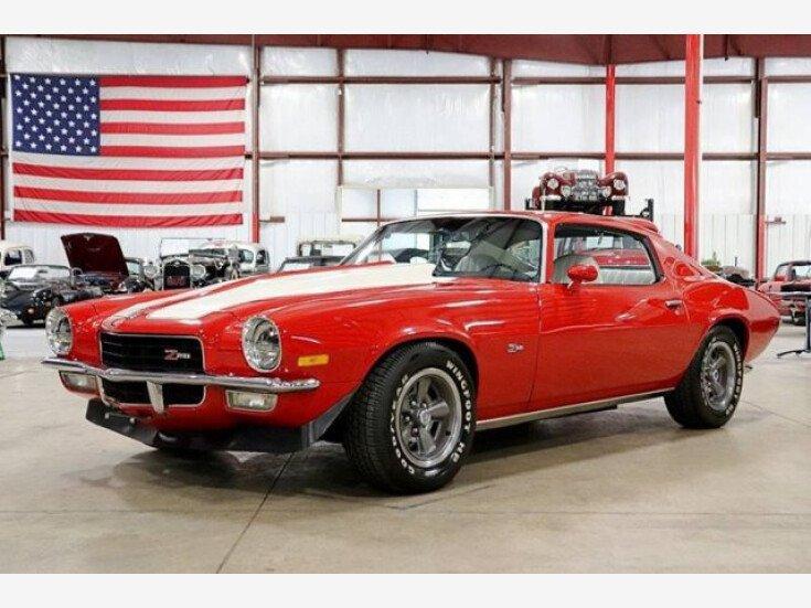 1972 Chevrolet Camaro for sale near Grand Rapids, Michigan