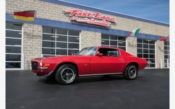 1972 Chevrolet Camaro for sale 101200412