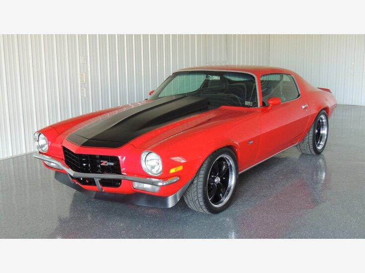 1972 Chevrolet Camaro Z28 for sale 101223019