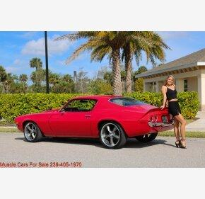 1972 Chevrolet Camaro for sale 101285048