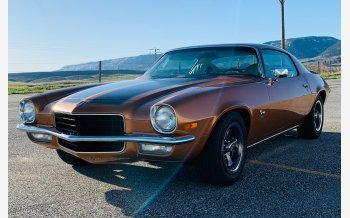 1972 Chevrolet Camaro Coupe for sale 101353359