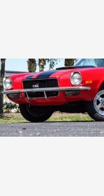 1972 Chevrolet Camaro for sale 101492587