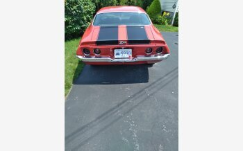 1972 Chevrolet Camaro RS Coupe for sale 101558690