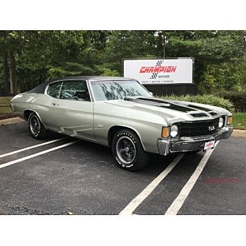 1972 Chevrolet Chevelle for sale 100967893
