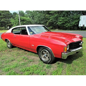 1972 Chevrolet Chevelle for sale 101044484